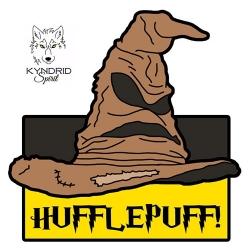 Hufflepuff Sorting Hat